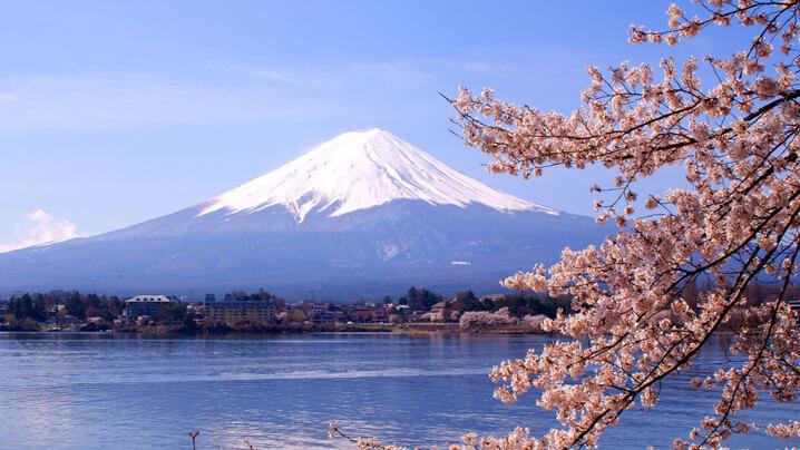 Gunung Fuji Jepun lokasi wajib jika melancong ke jepun