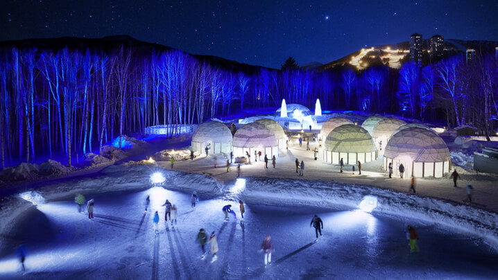 Hokaido-Winter-Ice-Village
