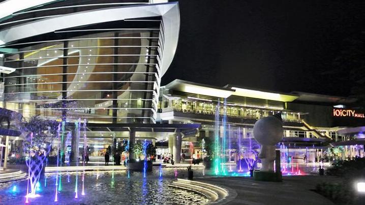 IOI-City-Mall-Putrajaya Pusat Membeli Belah Di Putrajaya Sering Dikunjungi