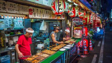 Halal Food In Osaka