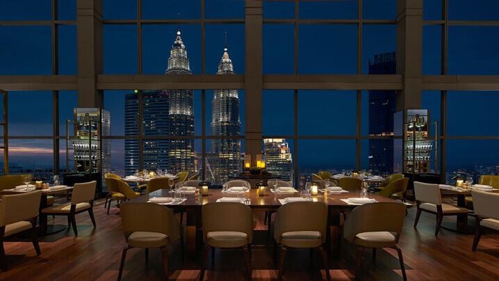 THIRTY8-@-Grand-Hyatt-Kuala-Lumpur 10 Tempat Makan Romantik Di Kuala Lumpur Wajib Pergi