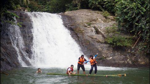 Kedondong Falls