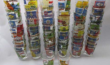 Souvenir Shot Glass