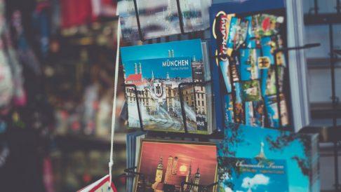 Postcard Travelling