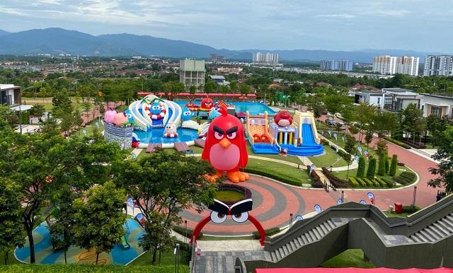 Ecohill theme park