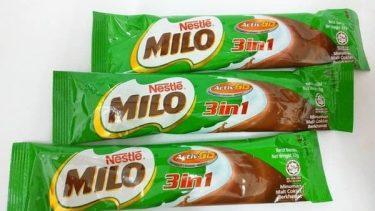 # in 1 Milo