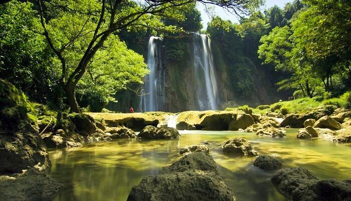 Ulu Chepor Waterfall
