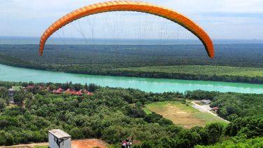 Paragliding KKB